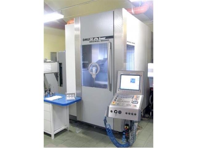 more images Milling machine DMG DMU 50 eVo Linear