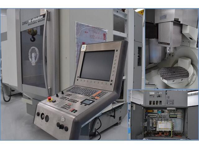 more images Milling machine DMG DMU 50 eVolution, Y.  2003
