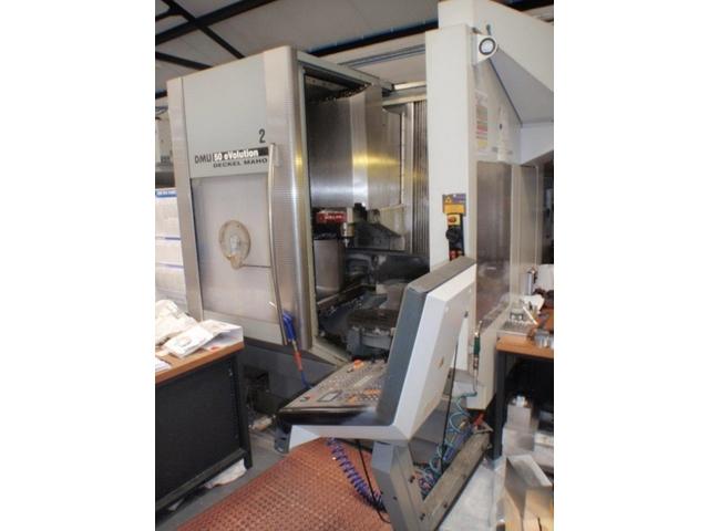 more images Milling machine DMG DMU 50 evo, Y.  2002