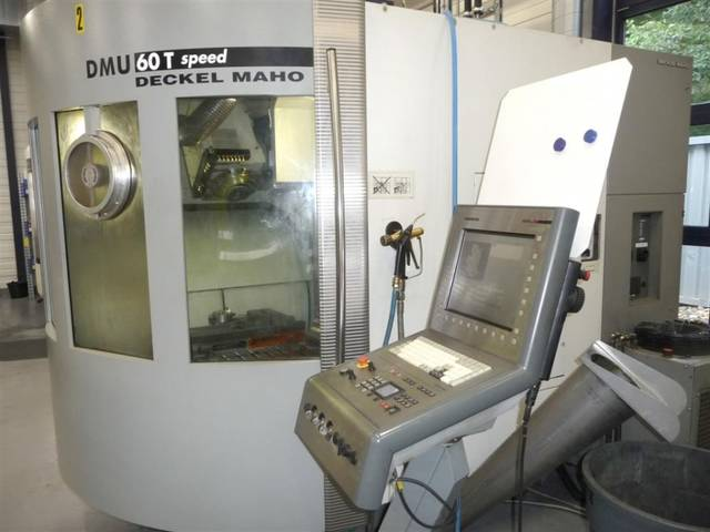 more images Milling machine DMG DMU 60 T Speed, Y.  2004