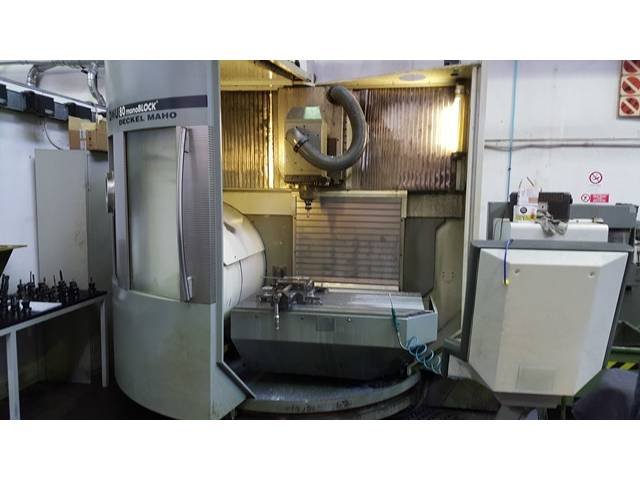 more images Milling machine DMG DMU 80 MonoBlock