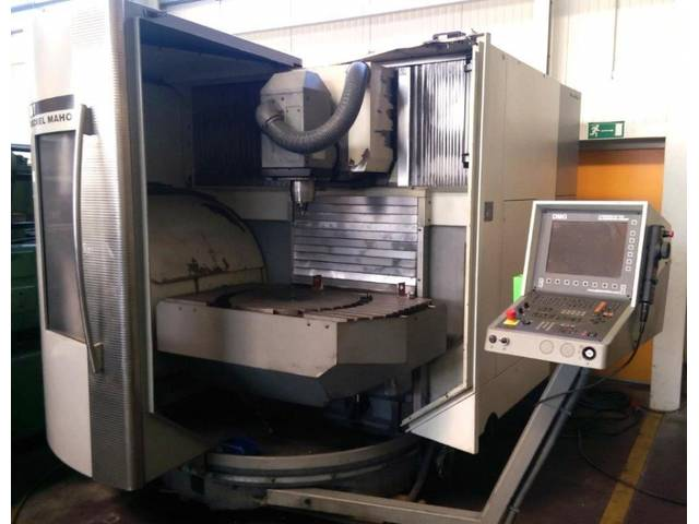 more images Milling machine DMG DMU 80 T, Y.  2002