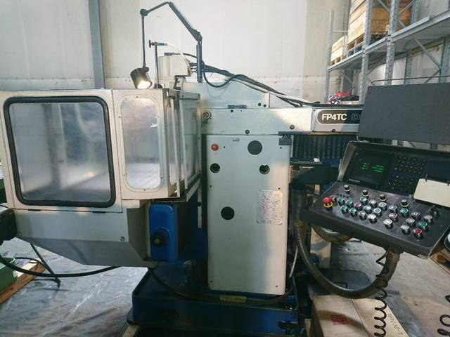 more images Milling machine DMG Deckel FP 4 TC, Y.  1987