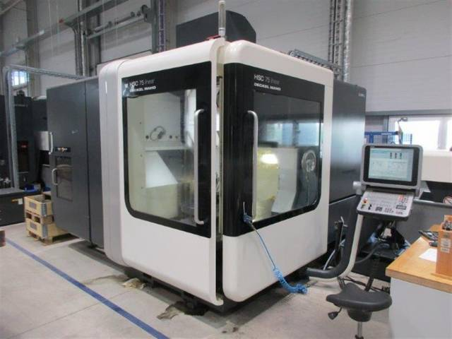 more images Milling machine DMG HSC 75 linear, Y.  2009
