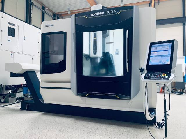 more images Milling machine DMG Mori Ecomill 1100 V, Y.  2016