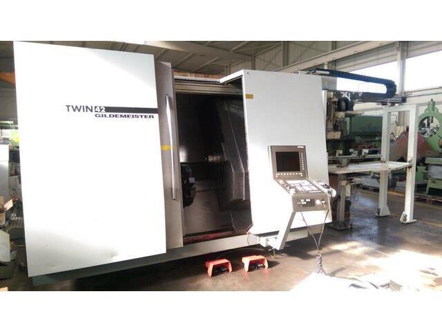 more images Lathe machine DMG Twin 42
