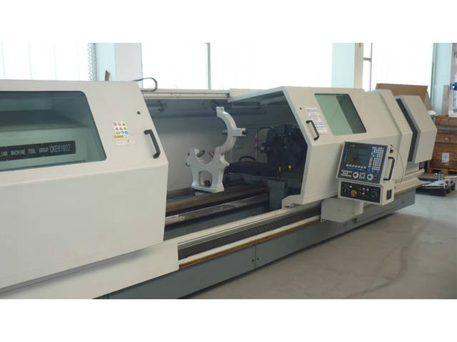more images Lathe machine DMTG CKE 6180Z x 4.000 mm