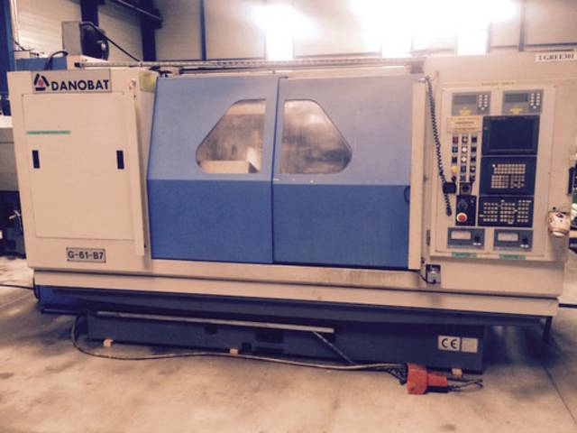 more images Grinding machine Danobat G 61 B7