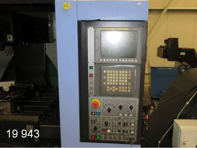 more images Milling machine Doosan DNM 650