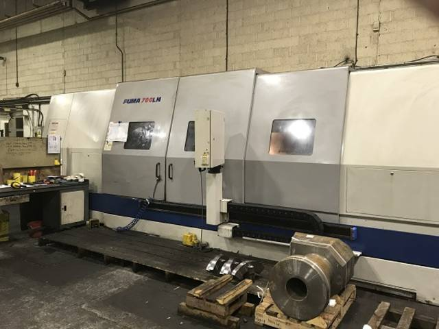 more images Lathe machine Doosan Daewoo Puma 700 LM