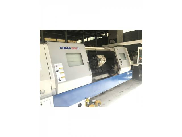 more images Lathe machine Doosan Daewoo Puma 300 LC