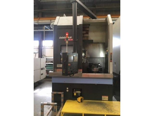 more images Lathe machine Doosan Puma VT 900 L