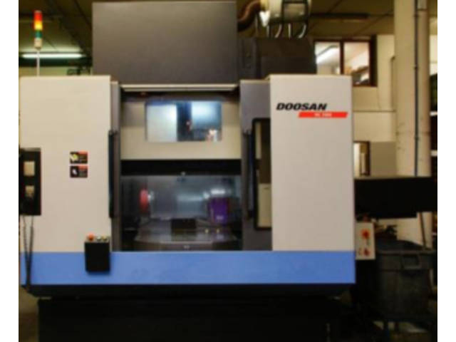 more images Milling machine Doosan VC 500