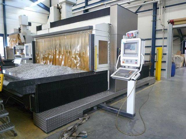 more images Edel 4030 Portal milling machines