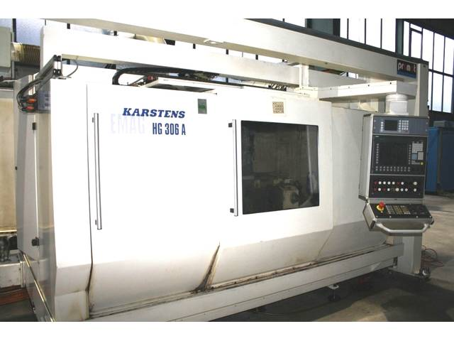 more images Grinding machine Emag - Karstens HG 306 A