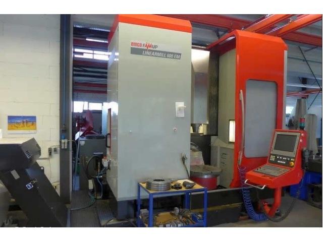 more images Milling machine Emco / Famup Linearmill 600 EM, Y.  2006