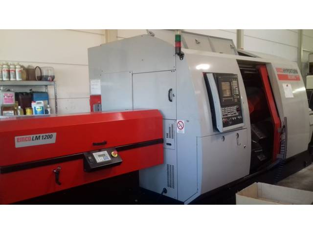 more images Lathe machine Emco Hyperturn 665 MC Plus