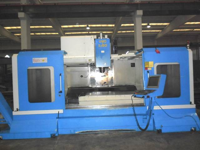 more images Milling machine Eumach VMC 2150