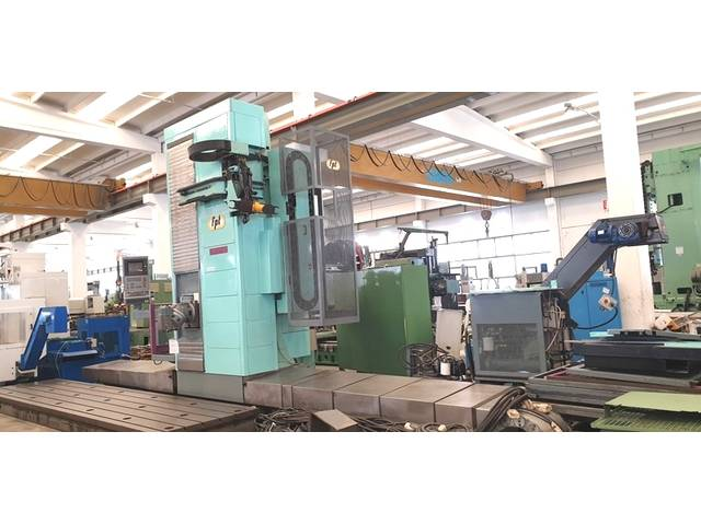 more images FPT LEM M 60 Bed milling machine