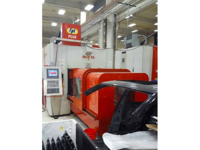 more images Milling machine FPT RAID XL, Y.  2006