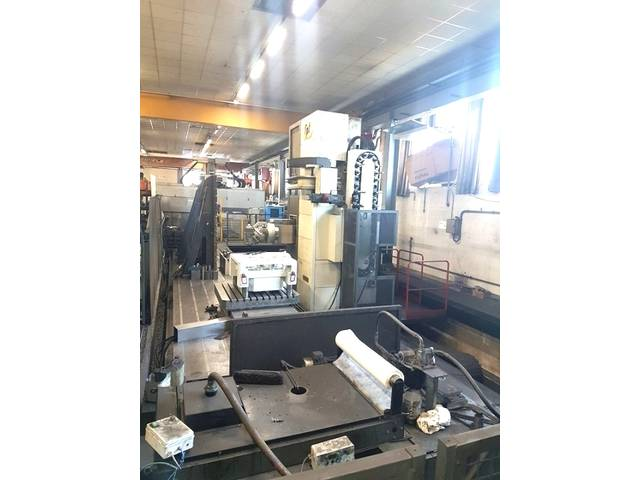 more images FPT SIRIO M 100 Bed milling machine