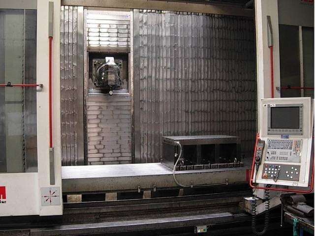 more images FPT TESSEN L35 Bed milling machine