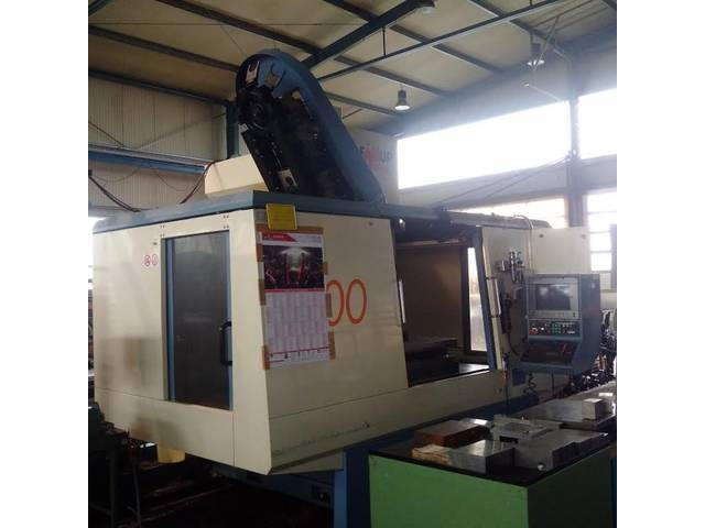 more images Milling machine Famup MCX 1200