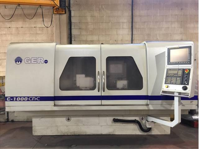 more images Grinding machine GER C - 1000 CNC