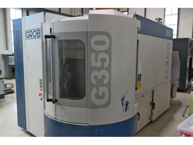 more images Milling machine Grob G350