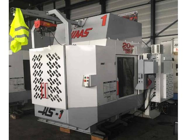 more images Milling machine Haas HS 1 RPHE