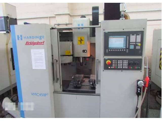 more images Milling machine Bridgeport VMC 450 P3, Y.  2005