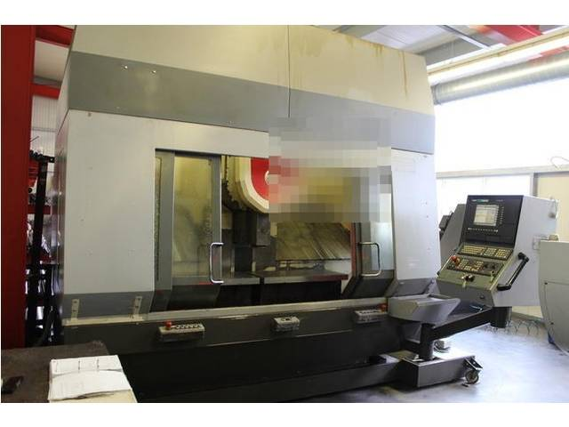 more images Milling machine Hedelius BC 40 D 4. ax, Y.  1997