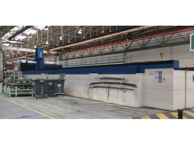 more images Henri Line CNC Portal milling machines