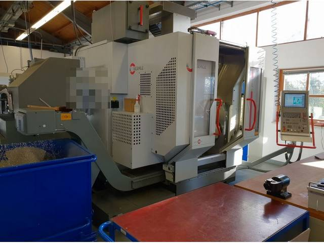 more images Milling machine Hermle C 20 U, Y.  2013