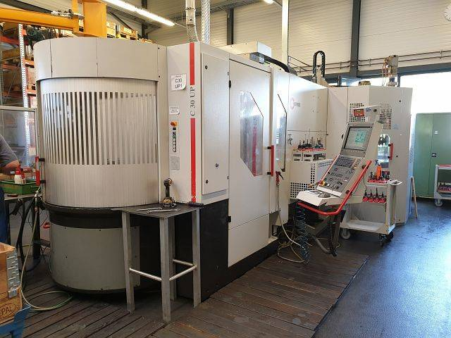 more images Milling machine Hermle C 30 UP, Y.  2007