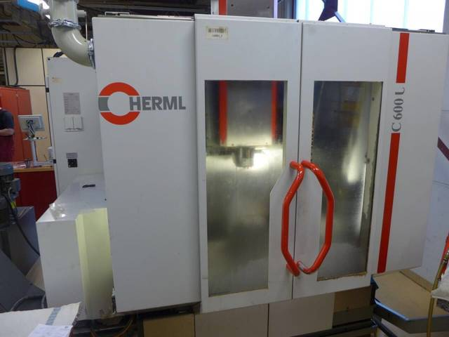 more images Milling machine Hermle C 600 U