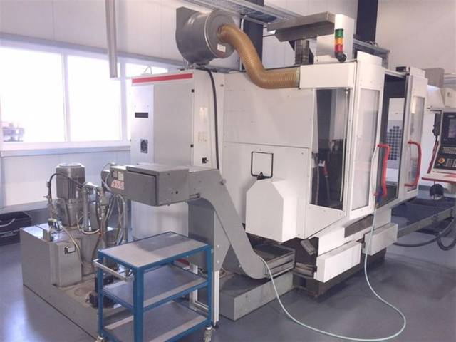 more images Milling machine Hermle C 800 U, Y.  1996