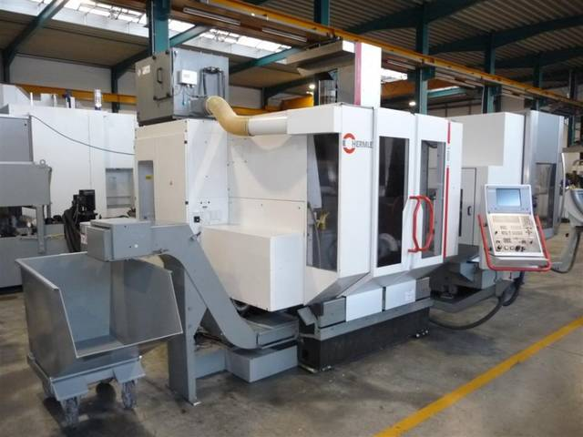 more images Milling machine Hermle C 800 U