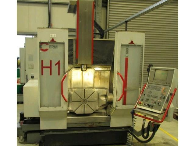 more images Milling machine Hermle C 800 U, Y.  1997