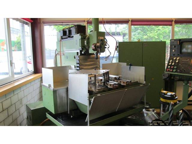 more images Milling machine Hermle UWF 1000, Y.  1988
