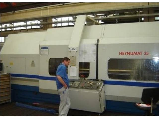 more images Lathe machine Heyligenstädt HN 35 U / 4000 Flex