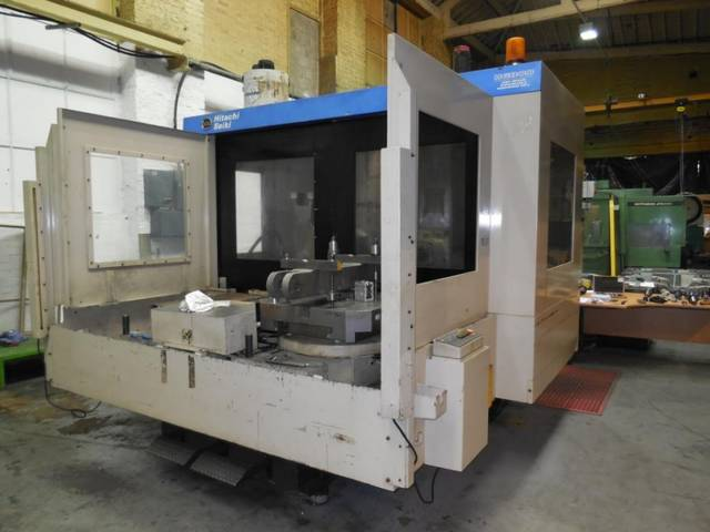 more images Milling machine Hitachi Seiki HG 800, Y.  2000