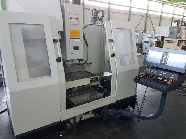 more images Milling machine Hurco BMC 25