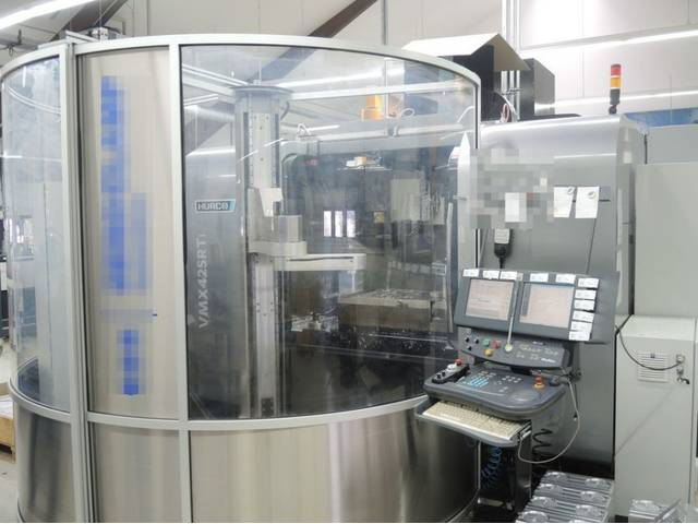 more images Milling machine Hurco VMX 42 SRTi