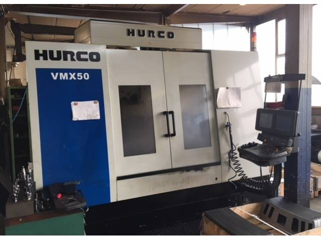 more images Milling machine Hurco VMX 50 / 40T