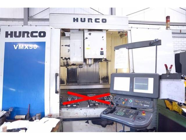 more images Milling machine Hurco VMX 50 / 40 T, Y.  2007