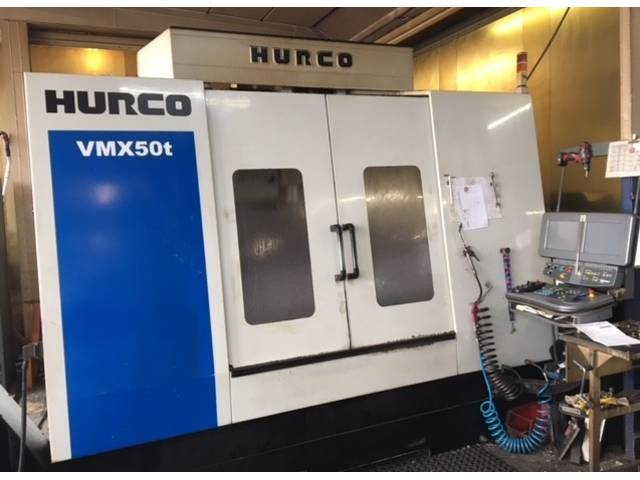 more images Milling machine Hurco VMX 50 T