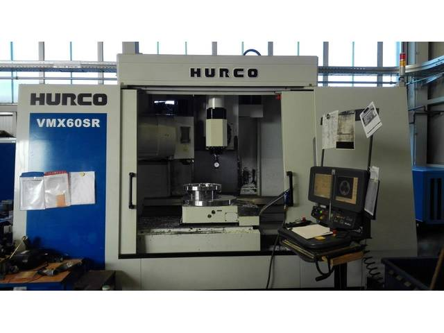 more images Milling machine Hurco VMX 60 SR 5