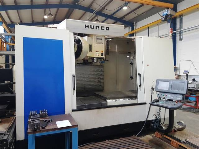 more images Milling machine Hurco VMX 64 / 32 T, Y.  2001
