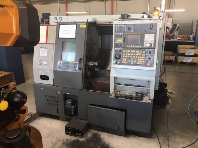 more images Lathe machine Hyundai Kia SKT 200